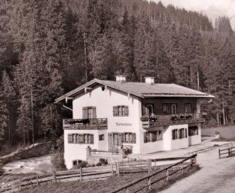 "2. Firmensitz: 1956 - 1969 - ""Martinsklause"""
