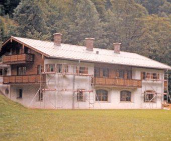 Jetziger (3.) Firmensitz: 1983/1984 - Neubau