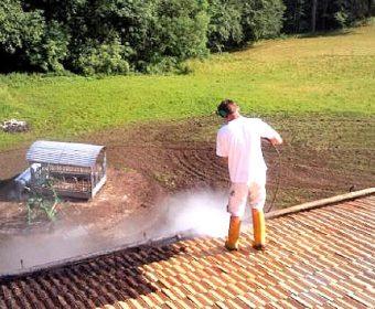 malergraßl - Spezial-Reinigungsarbeiten