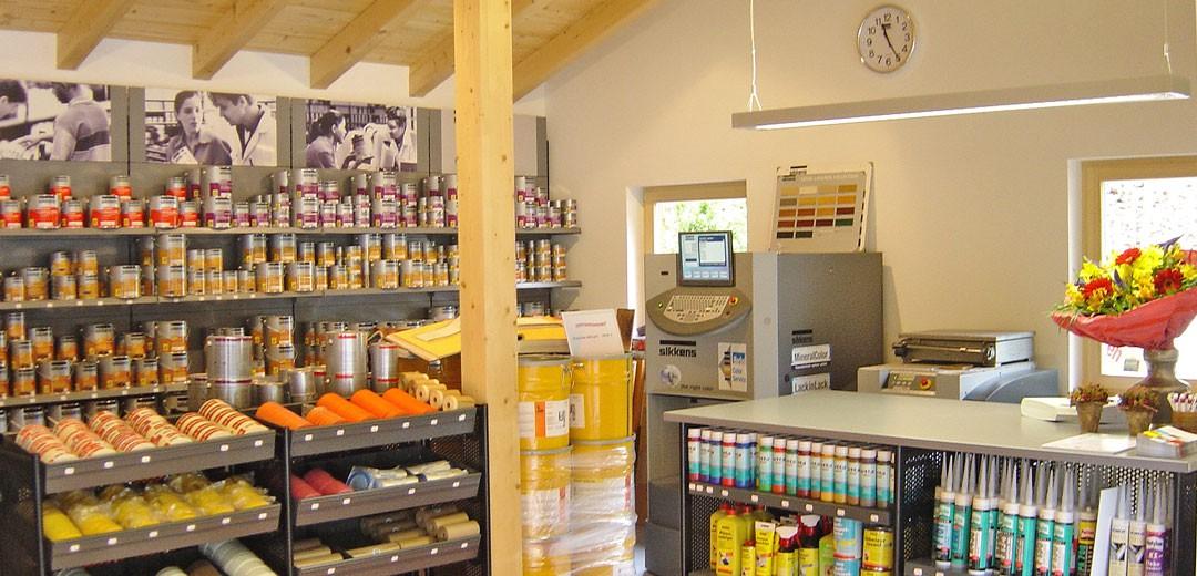 malergraßl - Farbenfachmarkt